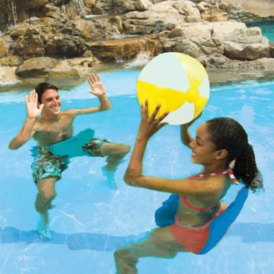 Aquaria Saddle Seat Pool Float