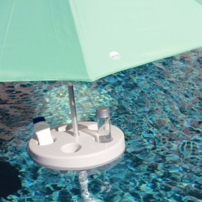 Pool Buoy Floating Umbrella