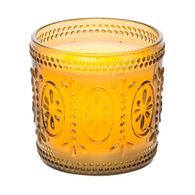 Flameless Wax Filled Jar Candle