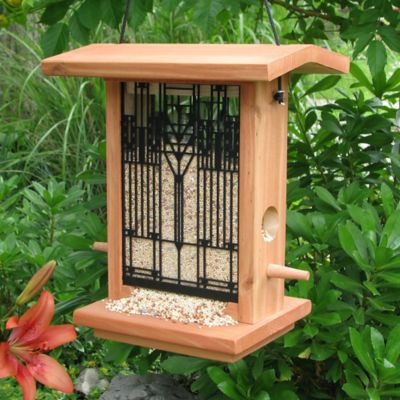 Darwin D Martin House Bird Feeder