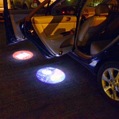 The Club Door Projection Light-Set of 2