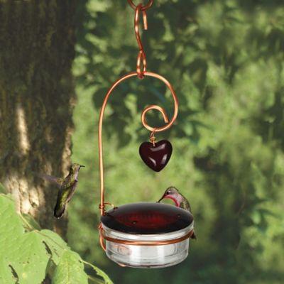 Tweet Heart Hummingbird Feeder