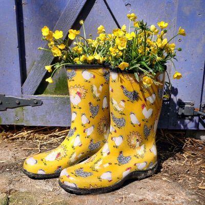 Waterproof Garden Tall Boot