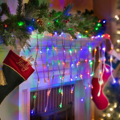 Window Icicles LED Christmas Lights