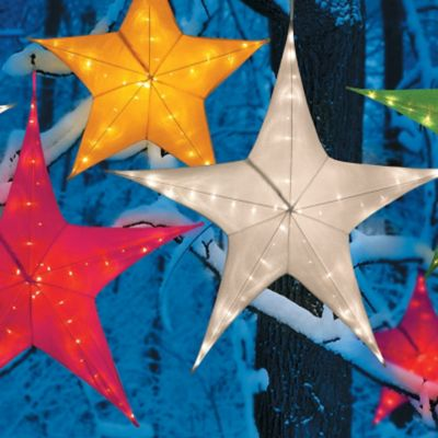 LED Star Christmas Decorations