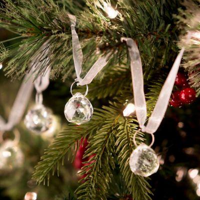 Crystal Ornament Swag Christmas Decoration