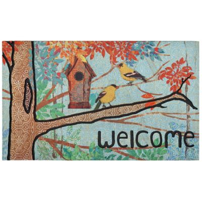 Prism Garden Outdoor Rubber Door Mat