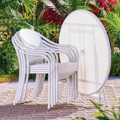 San Marco Stacking Chairs-Set of 2