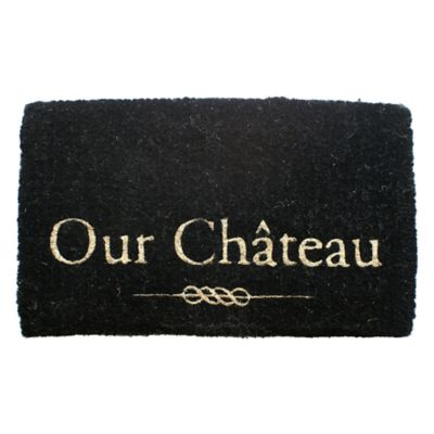 Our Chateau Coir Door Mat