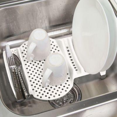 In-Sink Dish Drainer