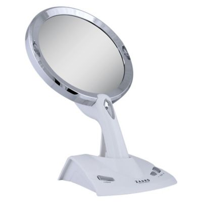 Adjustable Lighted Vanity Mirror-1x/5x