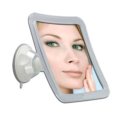 Z Swivel Power Suctions Cup Mirror