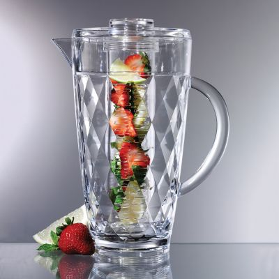 Diamond Cut Fruit Fusion Pitcher