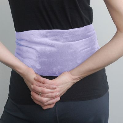 Herbal Hot or Cold Therapy Lumbar Wrap