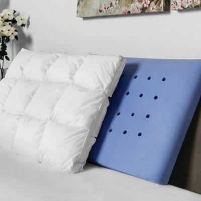 SensorPEDIC Down Alternative and Memory Foam Pillow