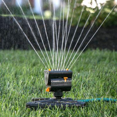 Mini-Turbo Oscillating Sprinkler