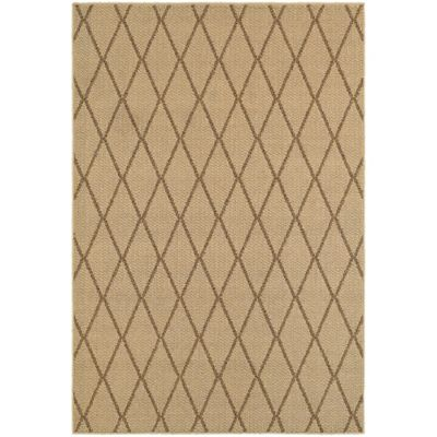 Killian Crosshatch Outdoor Rugs