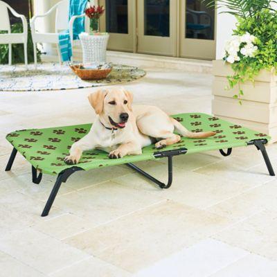 Folding Indoor/Outdoor Dog Bed