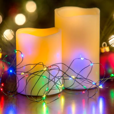 Micro Christmas LED Light Strings
