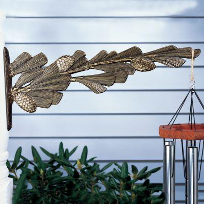 Pinecone Nature Hook