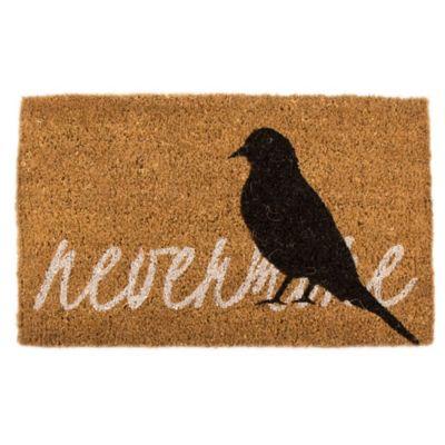 Raven Coir Door Mat