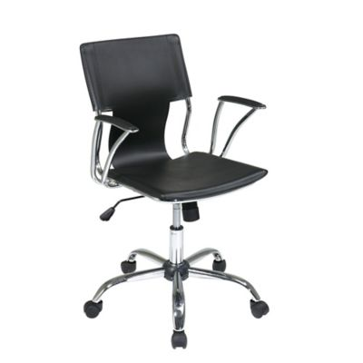Dorado Faux Leather Office Chair