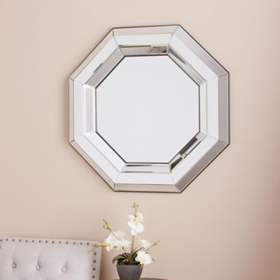 Adelina Octagonal Beveled Mirror