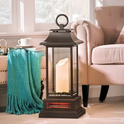 Infrared Lantern Heater with Remote Control