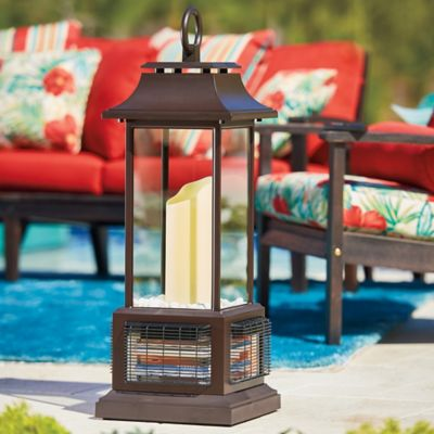 Outdoor Heater Lantern