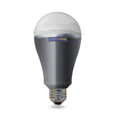 SmartCharge LED Emergency Light Bulb-Warm White