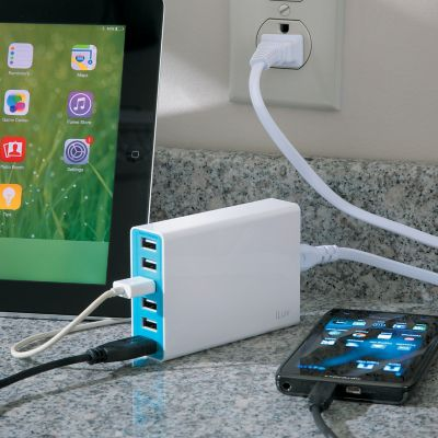 6-Port USB Wall Charger