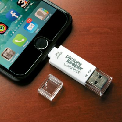 16GB Picture Keeper Mobile Photo Backup