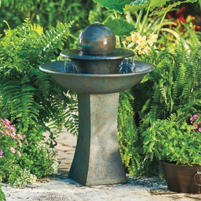 Artisan Outdoor Fountain