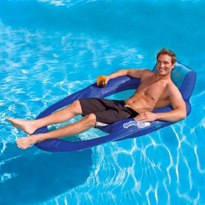 Spring Float Pool Chair-XL
