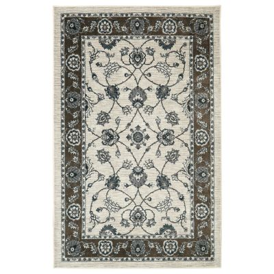 Floralesque Area Rugs