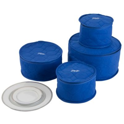 4 Piece Dish Storage Set