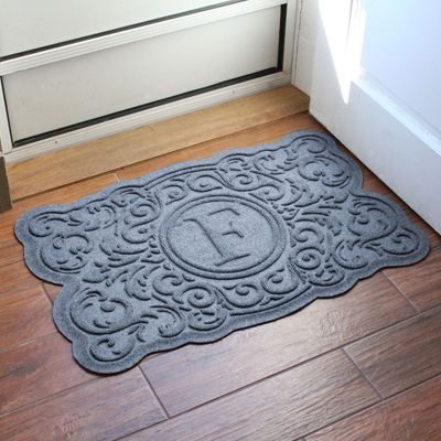 Water Guard Personalized Galifrey Floor Mat