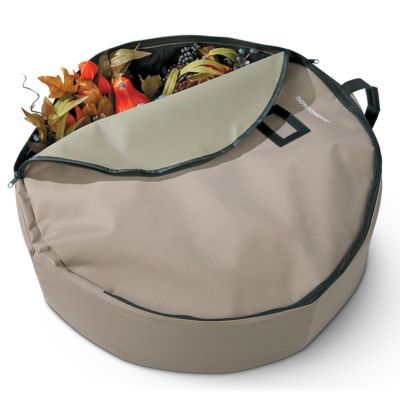 "24"" Wreath Storage Bag"