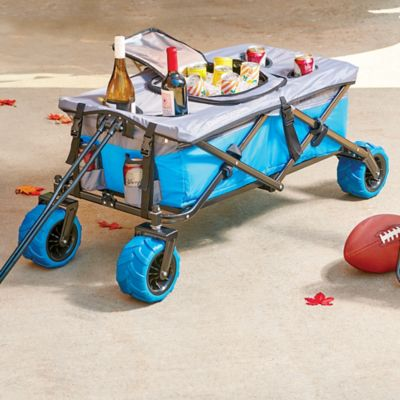 All Terrain Wagon with Cooler Table