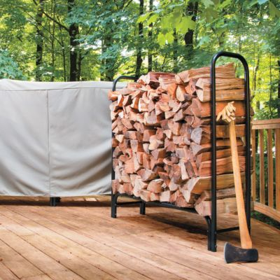 Steel Firewood Racks