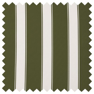 Outdoor Cushions-Fern Green Awning Stripe