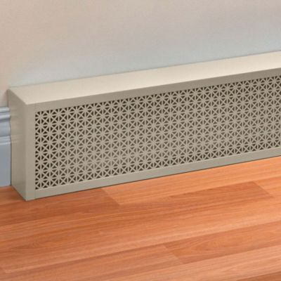 "Decorative Baseboard Covers-6""H"