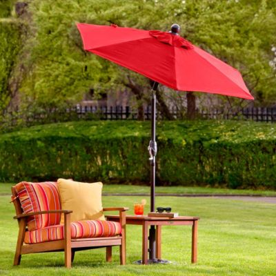 6' Outdoor Sunbrella Umbrella & Replacement Canopy