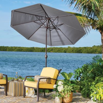 9' Outdoor Sunbrella Umbrella & Replacement Canopy