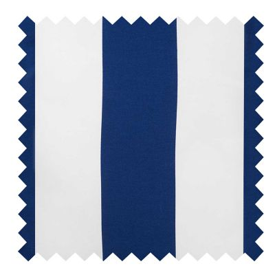 Outdoor Cushions-Blue/White Stripe