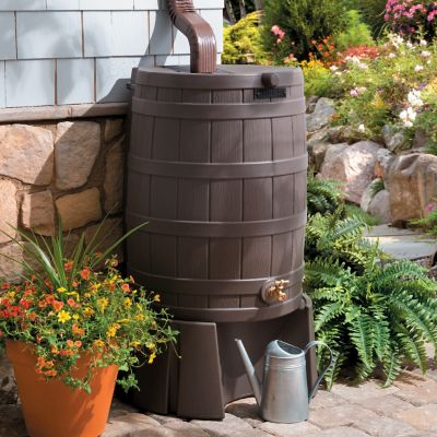 Rain Wizard Rain Barrel
