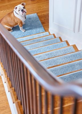 Diamond Key Washable Stair Treads