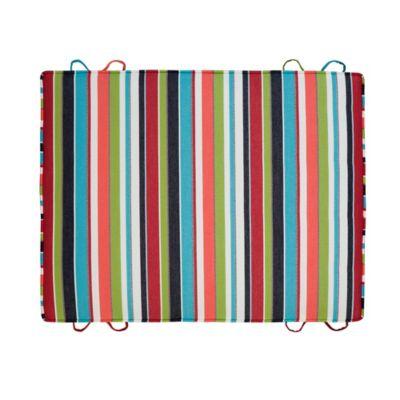 Sunbrella® Deep Seat Ottoman Cushion (Box Edge)