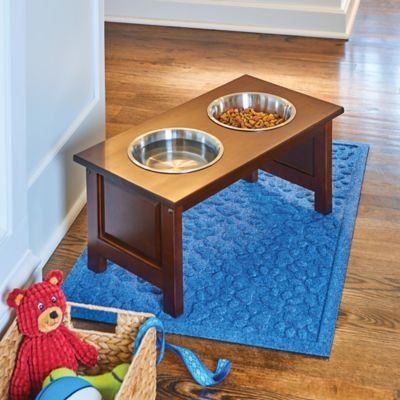Shelton Elevated Dog Bowls