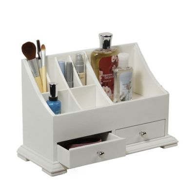 Countertop Bathroom Organizers